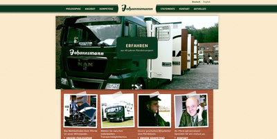 Johannsmann Pferdetransporte